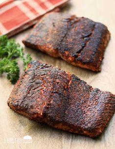 Blackened Salmon Recipe on Yummly. @yummly #recipe