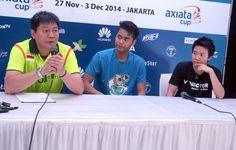 Berita Badminton Terbaru - Pelatih tim Indonesia, Aryono Miranat, puas dengan kinerja timnya yang berhasil mengalahkan salah satu tim bulutangkias tangguh di Asia Tenggara, Thailand, melalui skor 3-1. Padahal Indonesia tampil dengan pemain lapis kedua untuk melawan tim Gajah Putih itu.