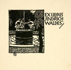 Ex Libris Argentina: Ex Libris Secession