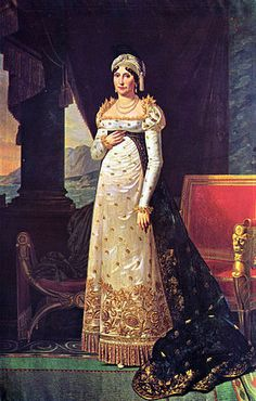 Letizia Buonaparte, known as Madame Mere, was a formidable woman. She bore 11 children and outlived her famous son Napoleon.