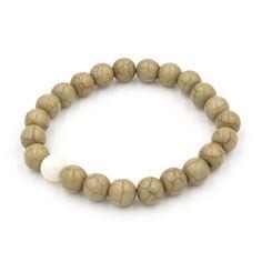 Bracelet Perles Mates Sable Jewelry, Stretch Bracelets, Accessories, Jewlery, Jewerly, Schmuck, Jewels, Jewelery, Fine Jewelry