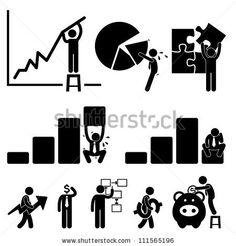 Factory Worker Engineer Manager Supervisor Working Stick