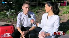 Entrevista a Miguel Leitão, RTP - Só Visto | PALHAÇO MIKAS®