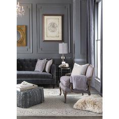 elegant grey living room decorating ideas