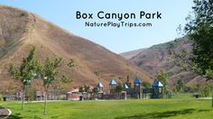 Box Canyon Park in Yorba Linda: Accessible Play for Pirates and Knights