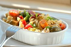 Perfect Pasta Salad With Dressing Recipe - Food.com