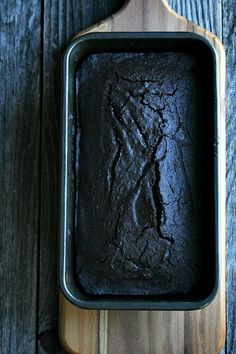 Chocolate Red Wine Loaf Cake| Perfect for holiday entertaning
