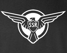 Strategic Scientific Reserve Sticker Decal Die Cut vinyl stark shield 2x