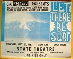 old surf posters - Community - Google+