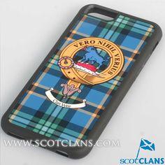 Weir Clan Crest iPhone Case