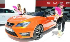 2014 Seat Ibiza Cupster Concept Worthersee GTI Show