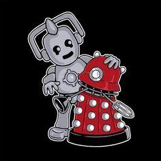 Cyberman&dalek