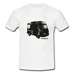 T-shirt tirage limitée - Projet TruckArt