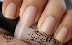 Samoan Sand in matte -- yes, please I am obsessed with nude nail color right now! Complete opposite of my dark nails last winter Dark Nails, Nude Nails, Opi Nails, Matte Nails, Mani Pedi, Manicure And Pedicure, Samoan Sand, Finger, Tips Belleza