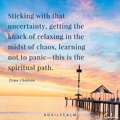 Pema Chodron Quotes Stunning It Can Be Hard To Enjoy The Ride When You're Sick Or In Pain But