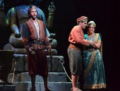 Will Hughes and Daniel Bates star in FGO's The Pearl Fishers