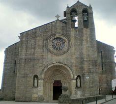 La Coruña Betanzos, Santa Maria do Azogue,