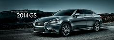 2014 Lexus GS 350 - Luxury Sedan | Lexus.com