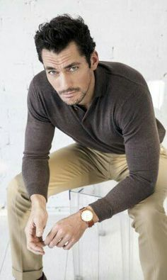 David Gandy in the new issue of @CadernoEla    Ph by Ricardo Abrahao