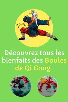 ✨Les Boules de Qi Gong s'utilisent dans le cadre des exercices énergétiques issues du trésor de la médecine traditionnelle chinoise... ☯ Sports, Chinese Medicine, Sport