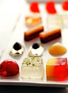sophisticated jelly shots