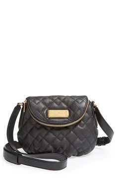MARC BY MARC JACOBS 'New Q - Quilted Mini Natasha' Crossbody Bag available at #Nordstrom