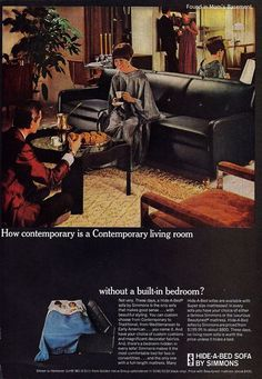 1967 hide-a-bed