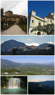 About #Picinisco #VallediComino #Lazio Frosinone, Italy