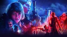 'Wolfenstein: Youngblood' Offers up More Kinetic, White Knuckle FPS Action - Games Horror Video Games, Xbox One Pc, Wolfenstein, Concert, Concerts, Festivals
