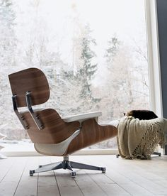 Poltrone | Sedute | Lounge Chair | Vitra | Charles Eames-Ray. Check it out on Architonic