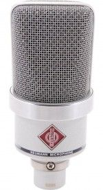 """Neuman TLM102 1 of the """"world's greatest microphones"""" especially when it comes to vocal mics"""