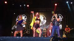 Ofrece Paty Cantú concierto por Mes de la Juventud en el Palomar