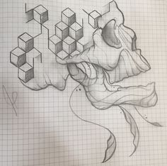 Alexbreak : Geometric Skull