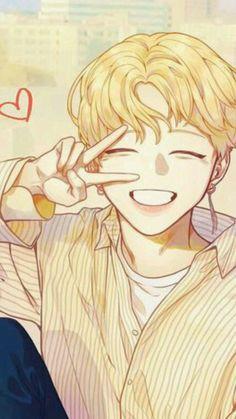 Read Jimin chibi💫🖤 from the story fanarts ~ Jimin Fanart, Taehyung Fanart, Kpop Fanart, Bts Taehyung, Bts Jimin, Bts Chibi, Fan Art, Arte Copic, Photo Manga