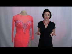 Online Sewing School for Dancesport, Country & Skate Dresses (clips from the actual courses) - YouTube