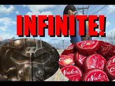 Infinite Money And Power Armour Fallout 4 - YouTube