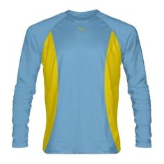 Long Sleeve Shooter Shirts - Design 6
