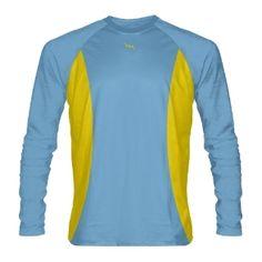 Long Sleeve Shooter Shirts - Design 6