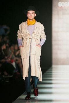 Goga Nikadavze Fall/Winter 2015/16 - Mercedes-Benz Fashion Week Russia | Male Fashion Trends