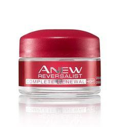 Anew REVERSALIST COMPLETE RENEWAL Night Cream Travel Size