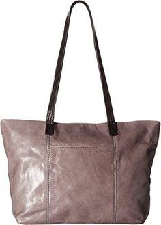Hobo Leather Cecily Top Handle Shoulder Bag Granite     For more  information 980dd4d2e4704