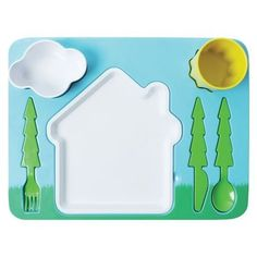 Landscape Dinner Set ($49)