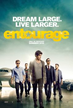 Entourage the movie!