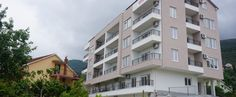 Apartments  range from 20m2 to 62m2.in a new building under construction in Zupa,Tivat, Montenegro