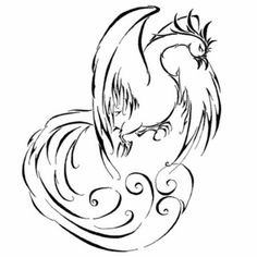 Phoenix tattoo stencil - Phoenix Free Tattoo Stencil - Free Phoenix Tattoo Designs For Men - Free Phoenix Tattoo Designs For Woman - Customized Phoenix Tattoos - Free Phoenix Tattoos - Free Printable Phoenix Tattoo Stencils - Free Printable Phoenix Tattoo Rising Phoenix Tattoo, Tribal Phoenix Tattoo, Tribal Tattoos, Phoenix Design, Phoenix Tattoo Design, Meaning Of Phoenix, Printable Tattoos, Tattoo Samples, Celtic Knot Tattoo