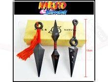 Arma do Naruto 3pcs