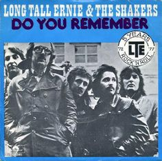 Long Tall Ernie & The Shakers - Do you remember