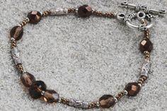 """Armband """" crystal pearls"""" AMI/GS 0014 von schatzinsel auf DaWanda.com"""