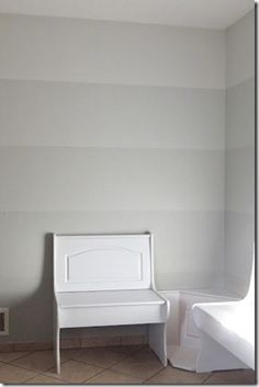 Ombre Painted Walls Tutorial Valspar Granite Dust Quot And