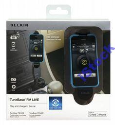 Transmiter BELKIN TuneBase FM6 F8z618CW